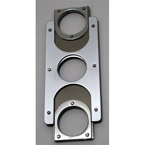 Rectangle Cigar Cutter Pemotong Cerutu 100 Stainless Steel jual cerutu original from java 085776749997 pin