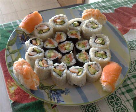 sushi fatto in casa sushi fatto in casa spadellatissima