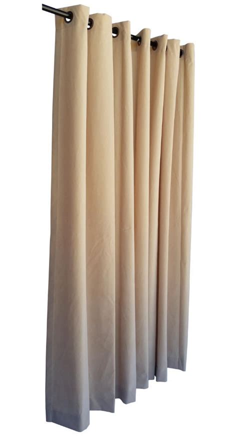 curtains 72 inches long beige 72 inch long velvet curtain panel w ring grommet top