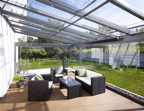Glass Covered Patio by 20 Beautiful Glass Enclosed Patio Ideas