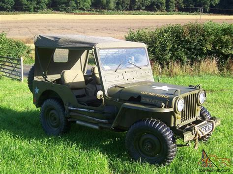 1952 Jeep Willys Willys Jeep M38 1952 Restored Condition