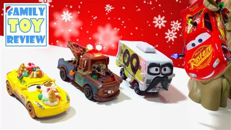 disney cars 3 toys christmas crafts diy how to make