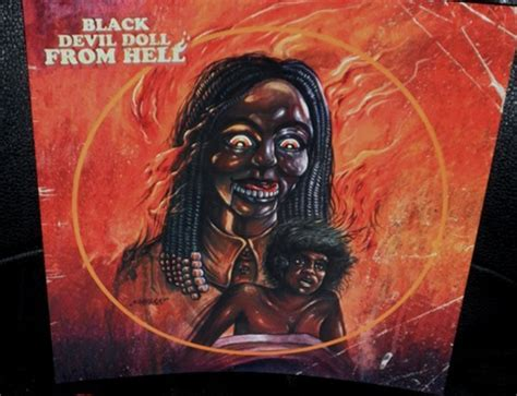 the black doll from hell reader premiere the creepy intro to the soundtrack of