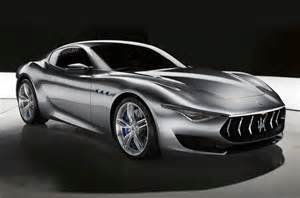 Maserati And Maserati Alfieri Exclusive Studio Pictures And Harald