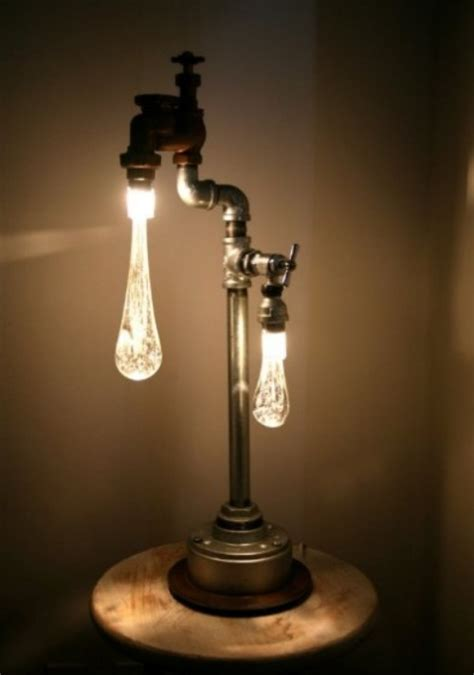 cool lighting fixtures ls in industrial and retro style made of recycled