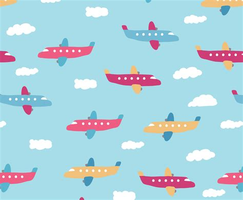pattern plane video planes pattern vector art graphics freevector com