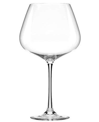 lenox barware lenox stemware tuscany burgundy glasses set of 4 shop