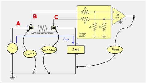 what is resistor in electricity resistors why shunt resistance has 3 line electrical engineering stack exchange