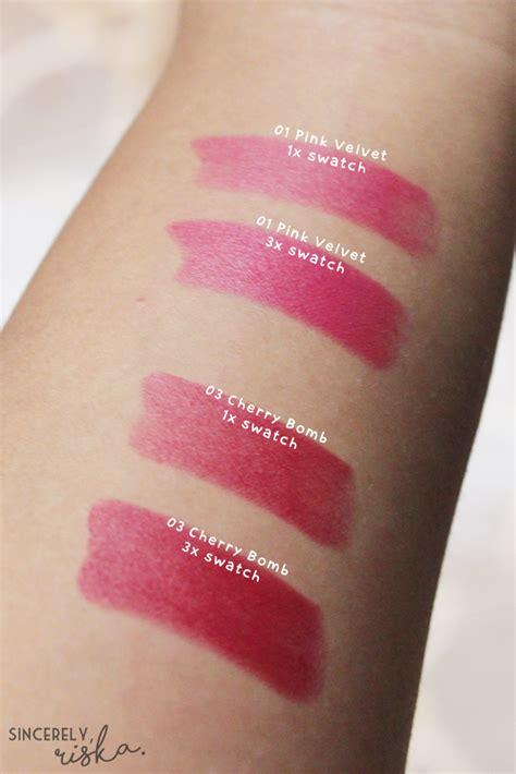 Emina Lipstik Sugar sincerely riska emina sugar lipstick in 01 pink