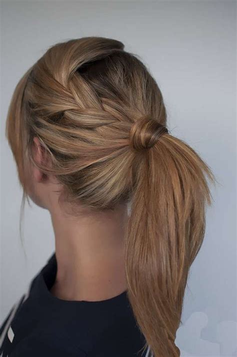 easy ponytail styles for hair you will different and easy hairstyles of 2014