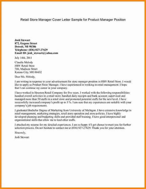 cover letter for traineeship cover letter exles management trainee