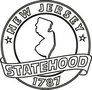 Galerry nj state flower coloring page