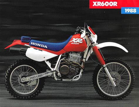 honda xr600r 1988 honda xr600r brochure front flickr photo
