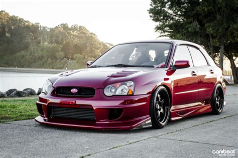 custom subaru 2005 subaru wrx wagon stationwagon tuning custom wallpaper