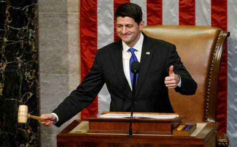 how is the speaker of the house chosen paul ryan re elected speaker of the house world news india today