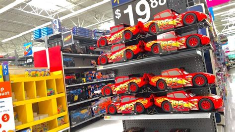 cars at walmart cars 3 toys walmart live hunt for