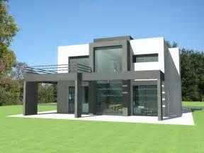 photo de design moderne toit plat
