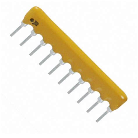 sip resistor network sip resistor network