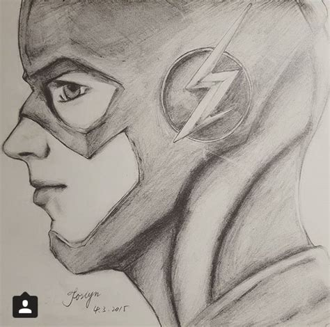 Sketches Ideas by Barry Allen A K A The Flash Credit To Whoever Drew This