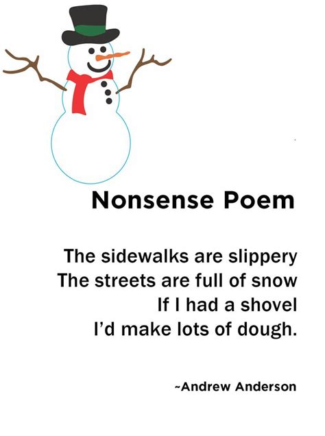 nonsense verse nonsense poems www pixshark com images galleries with