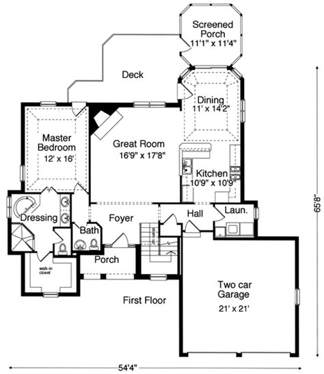 empty nest floor plans empty nest houses with over 2000 square feet drawn by