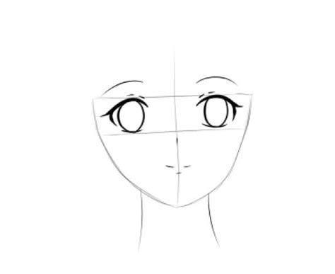 tutorial gambar mata anime cara menggmbar anime