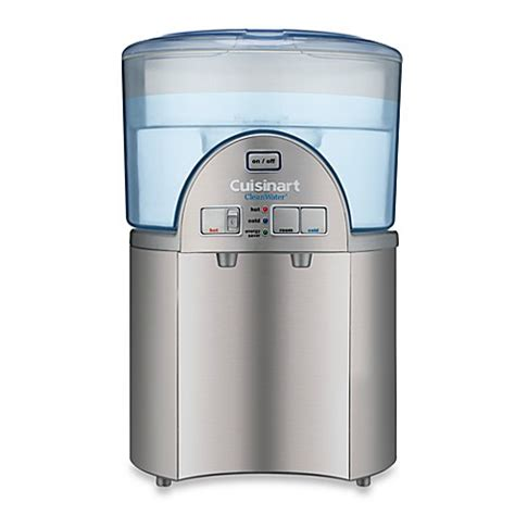 bed bath and beyond cuisinart cuisinart 174 cleanwater 174 2 gallon countertop filtration