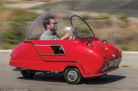 trident mini car trident car goes to auction for 163 80 000 daily