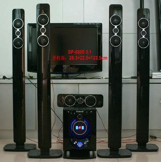 channel home theater system sp   sea pianoid