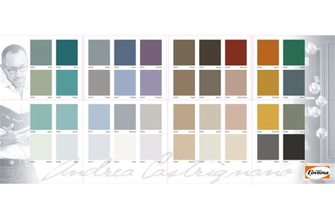 mazzette colori per interni covema tabella colori colori per dipingere sulla pelle