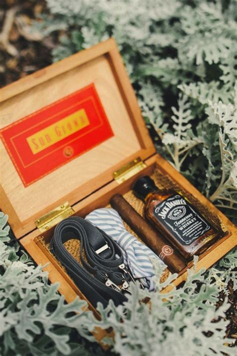 The Quest to Find the Perfect Groom's Gift!   OneWed
