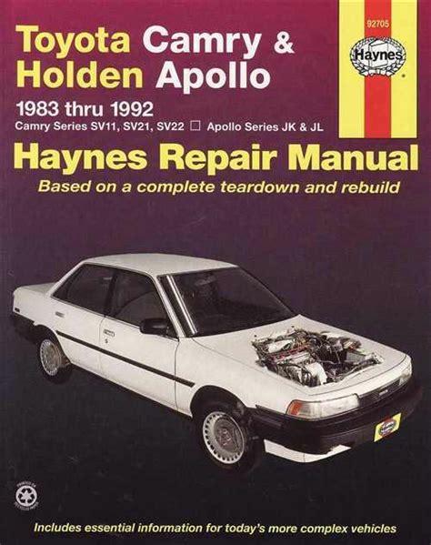 1992 1996 chilton auto repair manual 801979161 ebay service manual pdf 1992 toyota camry repair manual 1992 1996 haynes toyota camry avalon