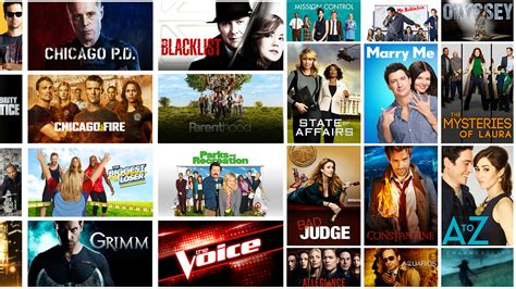 new show new shows returning favorites highlight nbc s 2014 15