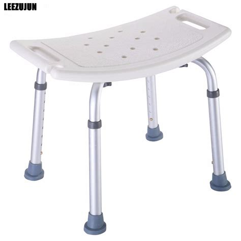 bathroom bench height online buy wholesale adjustable bath bench from china