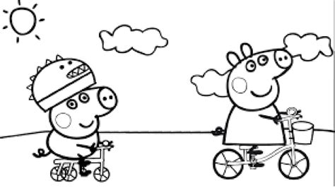 peppa pig characters coloring pages peppa pig coloring pages best free 1763 printa 8530