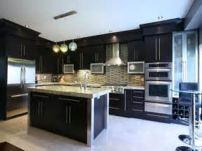 decorations amazing black kitchen cabinet paint colors