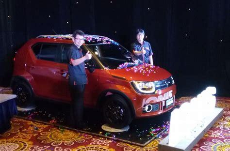 Klakson Mobil Suzuki Ignis mobil suv suzuki ignis resmi mengaspal di indonesia okezone news