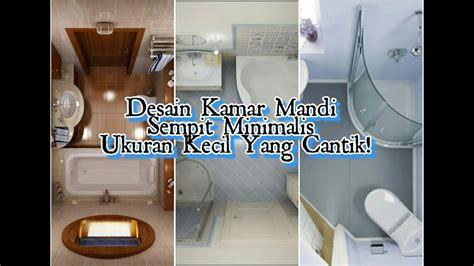 Sk Ii Ukuran Kecil 25 desain kamar mandi sempit minimalis ukuran kecil yang