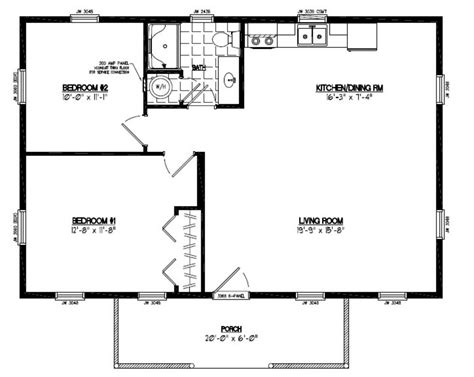 shed layout plans 24x36 pioneer certified floor plan 24or1202 custom
