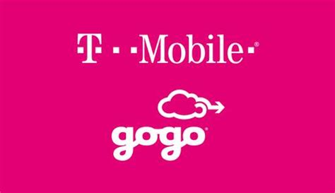 t mobile gogoair gogo teams up with t mobile to provide free hour of in