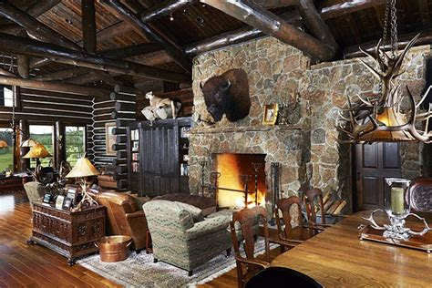 Modern Homes Pictures Interior 6 luxury hunting lodges everyone would like to visit wide