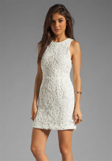 white cocktail dress white lace cocktail dress dressed up