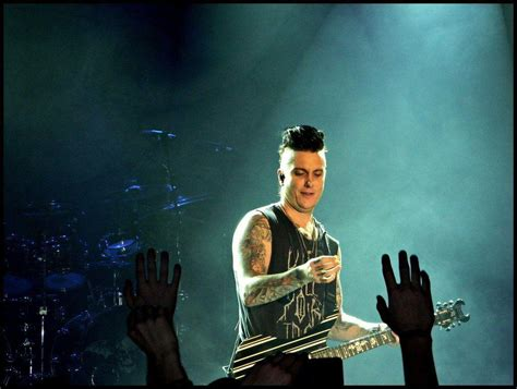 Synyster Gates Hairstyle by Synyster Gates 2013 Hairstyle Www Imgkid The Image