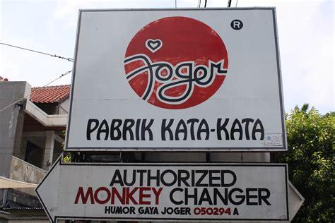 Kaos Lagi Bombong Kata Kata tempat wisata di bali joger