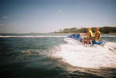 banana boat pcb rent jet skis go jet skiing sunshine watersports