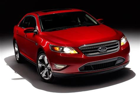 2010 ford taurus sho officially official 2010 ford taurus sho