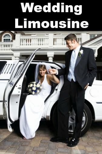 Wedding Limousine Services by Wedding Limousine Service From Dj Limousines Wedding