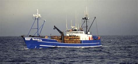 billiken fishing vessel crab vessel heading to the fishing grounds in alaska s