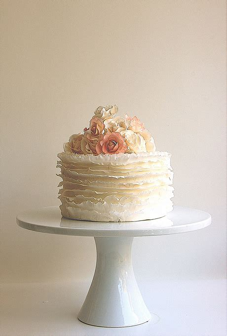 Wedding Cake One Tier noteable expressions wedding worthy one tier cakes