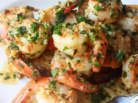 garlic shrimp recipe quick easy garlic shrimp youtube